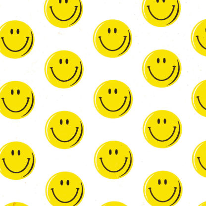 Happy Face smiley Wrapture Printed Tissue