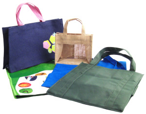 Printed Reusable Bags