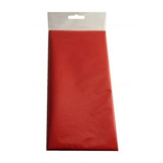 Red Tissue Retail Pack