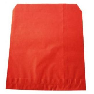 Red Flat Bags