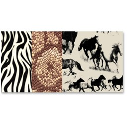 Animal Wrapture Printed Tissue Paper