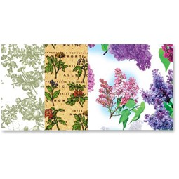 Floral Wrapture Printed Tissue Paper