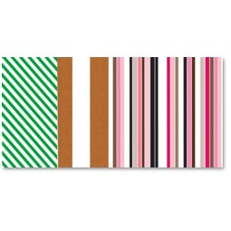 Striped Wrapture Printed Tissue Paper