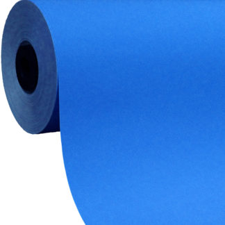 Blue Coloured Gift Wrap