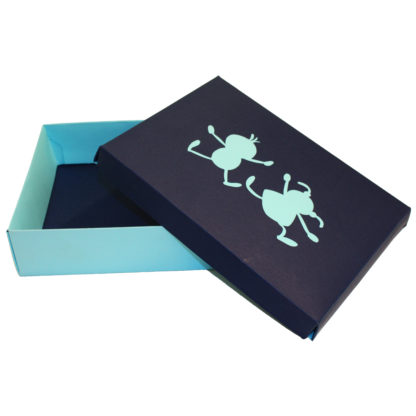 Blue on Light Blue Junior Designer Box