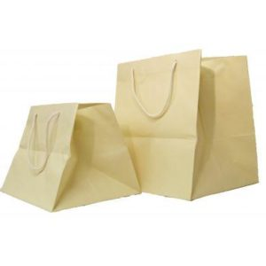 Cream Cake Paper Carrier Sale Bags