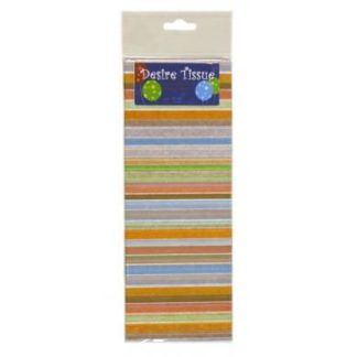 Colourful Stripes Printed Retail Pack