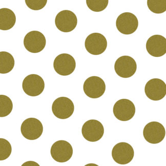 Gold Spots Wrapture Printed Tissue