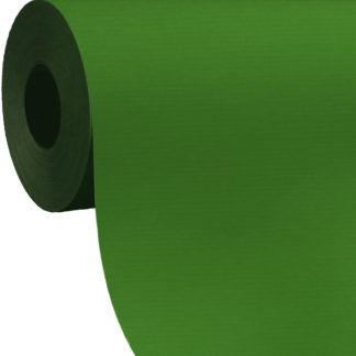 Green Ribbed Gift Wrap
