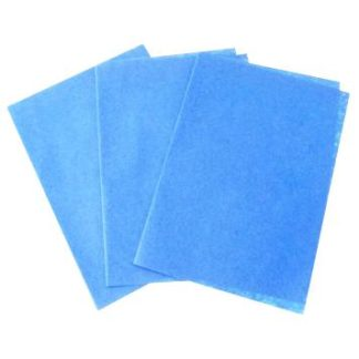 Light Blue Standard Tissue