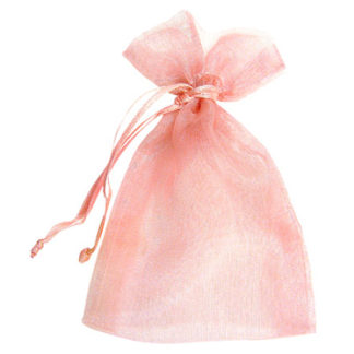 Light Pink Sheer Pouches
