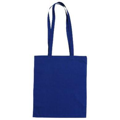 5d0069cddd Navy Blue Cotton Tote Bag - Pac-hs