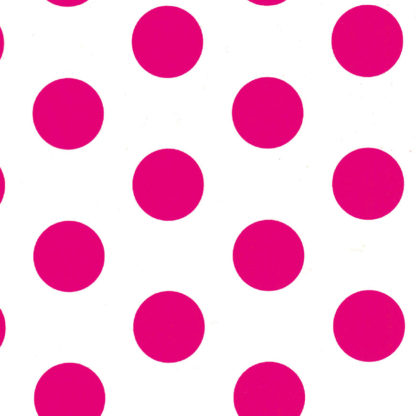 Pink Spots Wrapture Printed Tissue