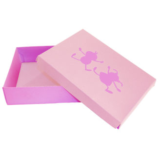 Light Pink on Pink Junior Designer Box