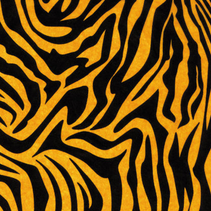 Tiger Wrapture Printed Tissue