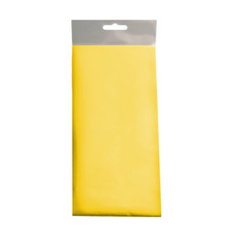 Yellow Coloured Tissue Retail Pack