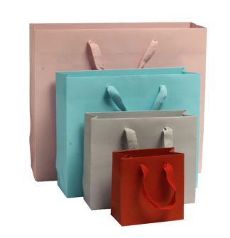 Luxury Vogue Carrier Bags