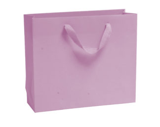 Pink Luxury Vogue Carrier Bags