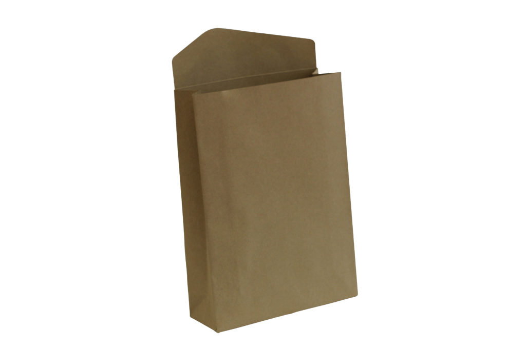 Recycled mailing package